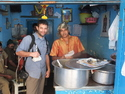 Ace with pulau vendor in bangalore