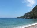 Beach at olympus