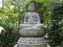 Buddha statue kyoto