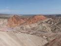 Danxia wonders panorama