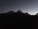 Dawn at poonhill