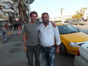 Driver of ride back to izmir