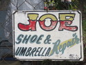 Funny sign in puerto princesa