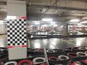 Go kart track in sanko park mall