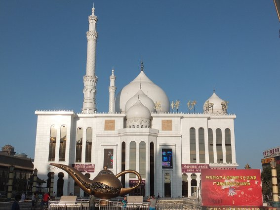 Mosque in Hohhot