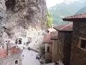 Inside sumela monastery