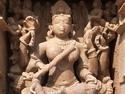 Jain god statue