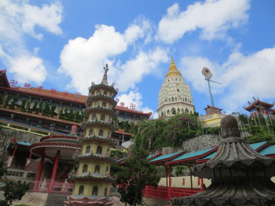 Kek Lok Si Temple in Georgetown