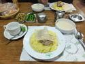Mansaf jordans main dish