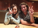 Me and cute japanese girl