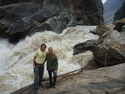Me and rob at tiger leaping gorge river