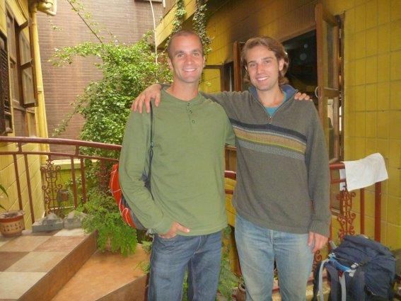 Me and Rob