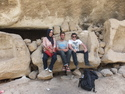 Me and some friends in hasankeyf