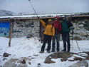 Me rob and guide at haba base camp
