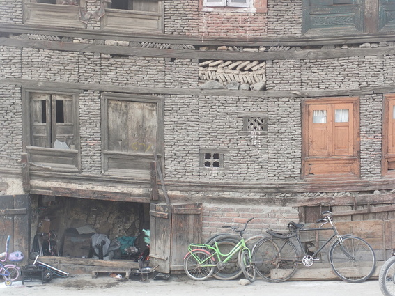 Old house in Srinagar