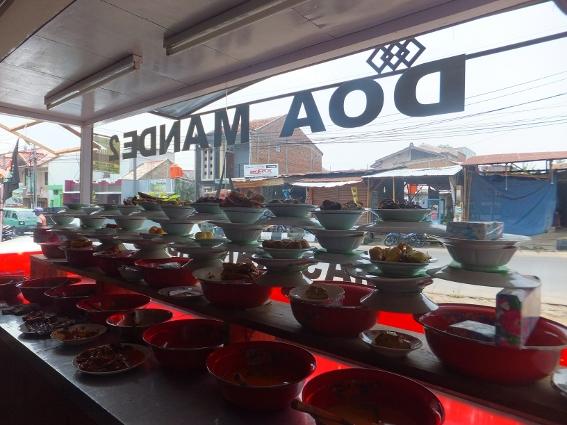 Padang restaurant