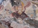 Painting in sumela monastery