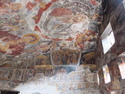 Paintings in sumela monastery