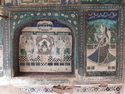 Palace wall painting