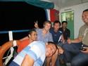 Pontianak ferry crew gallery