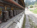 Prayer wheels on annapurna
