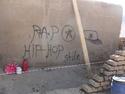 Rap hip hop stile