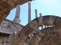 Ruins in izmir