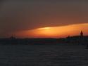 Sundown on istanbul