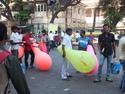 Weird balloons